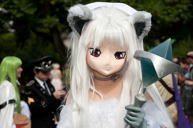 Venus Angelic una muñeca oriental viviente