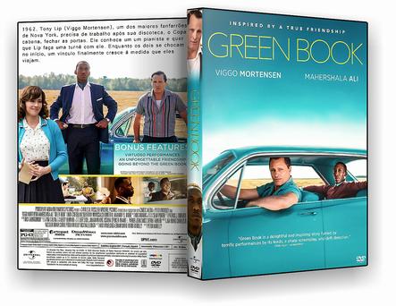 CAPA DVD – Green Book O Guia – AUTORADO