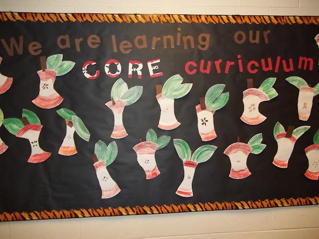 Grade Cute Fall Bulletin Board Idea