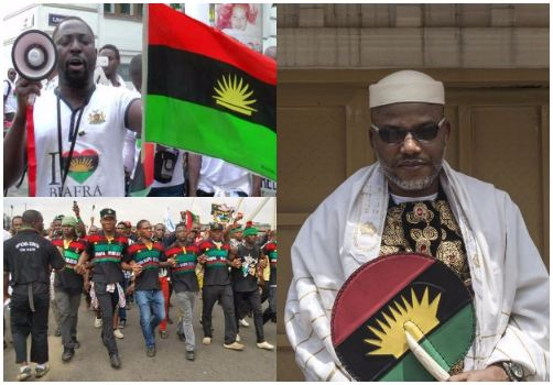 Biafra: OPC Blows Hot Over Nnamdi Kanu, Warns FG, Nigerian Army