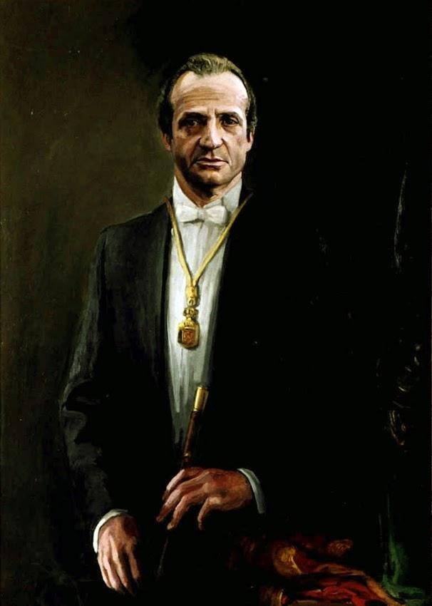 Pedro Manterola, Pedro Manterola, Retratos de Juan Carlos I, Retrato del Rey, Juan Carlos I, Retratos de Pedro Manterola, Retratista español, Pintores de Pamplona, Retrato Oficial, Felipe VI, Retrato de  Felipe VI
