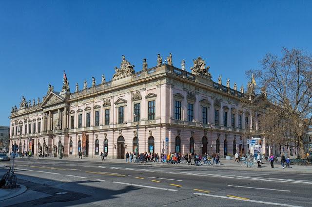 Zeughaus ou Deutsches Historiches Museum