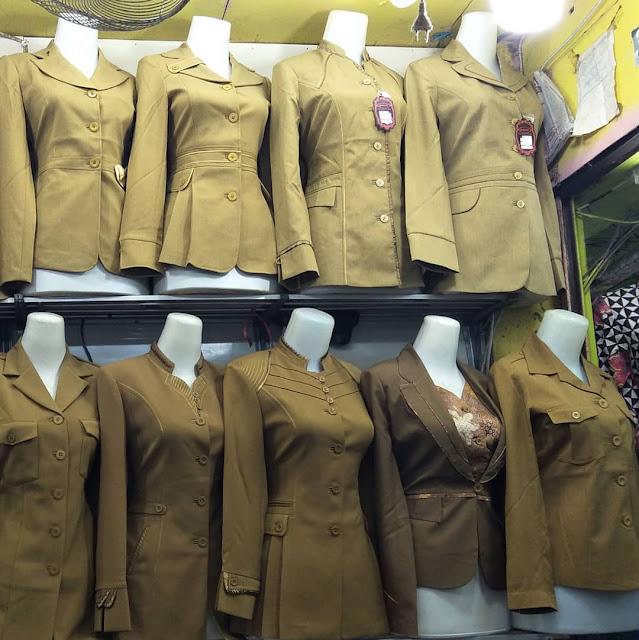 28 Model Baju Dinas Kantor Terbaru 2020 Model Baju
