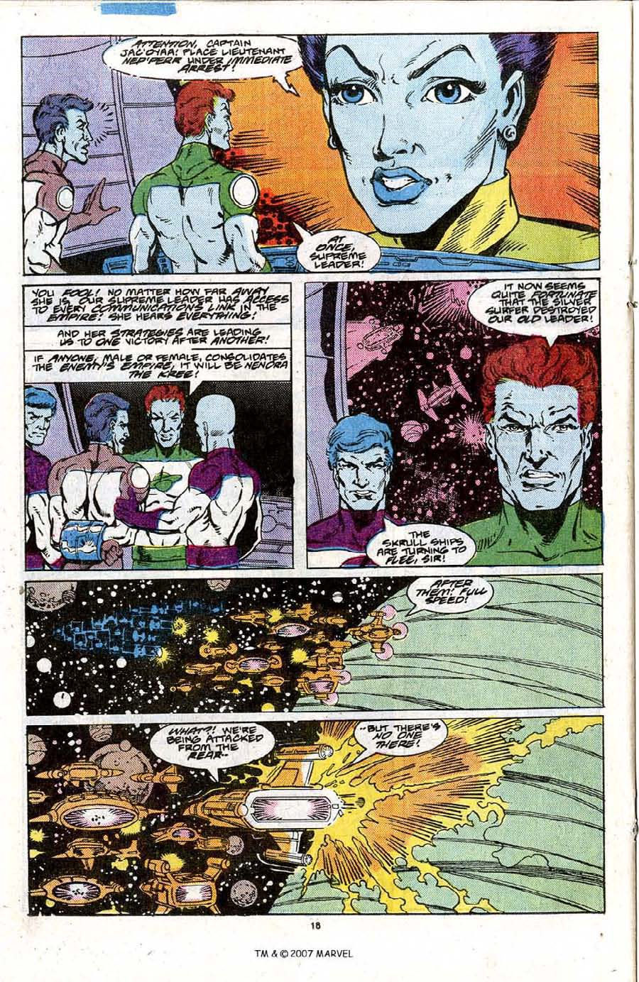Read online Silver Surfer (1987) comic -  Issue #20 - 20