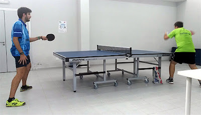 Tenis de Mesa Villa de Aranjuez
