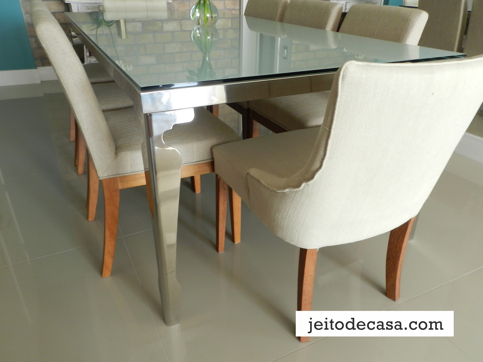 Armario Itatiaia Magazine Luiza ~ Mesa De Jantar 4 Lugares Branca