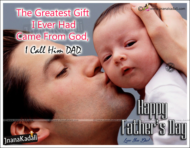 Here is a Latest Father's Day Best Quotes and messages in English, New Appa Quotations in English, Pitha Quotes in English Language, Cool Dad Messages and SMS Ideas in English, Father's Day Best Ideas and Best Greeting Cards Images.
