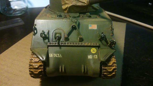 US Marines M4 Sherman (Italieri - 1/35) DSC_0092