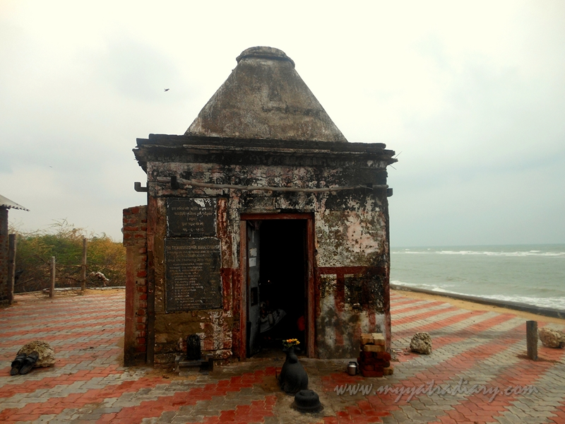 Ancient Shiva Temple, Villondi Teertham, Rameshwaram