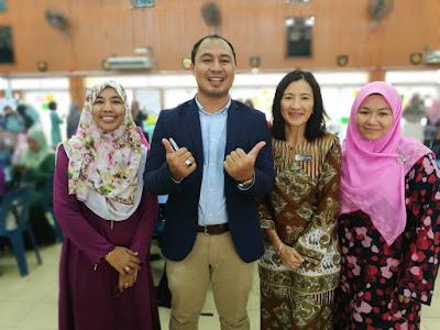 Bengkel PA21 bersama Guru Sains Daerah Hulu Langat