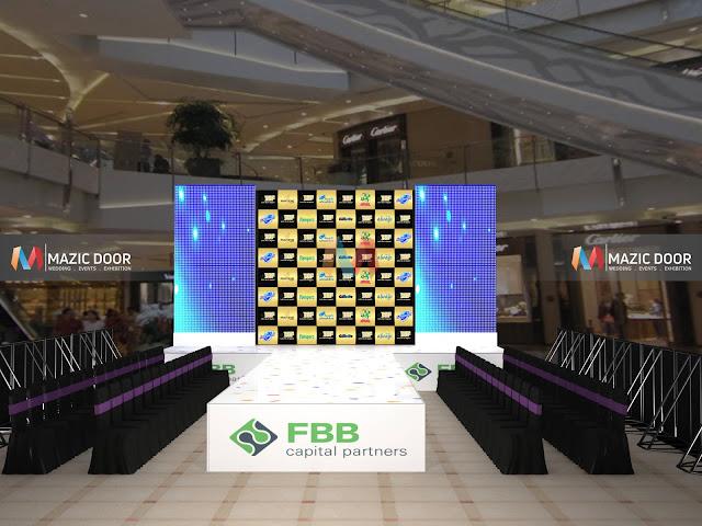Mall fashion show activity Design 02