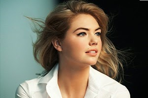 Kate Upton - the new face of Bobbi Brown