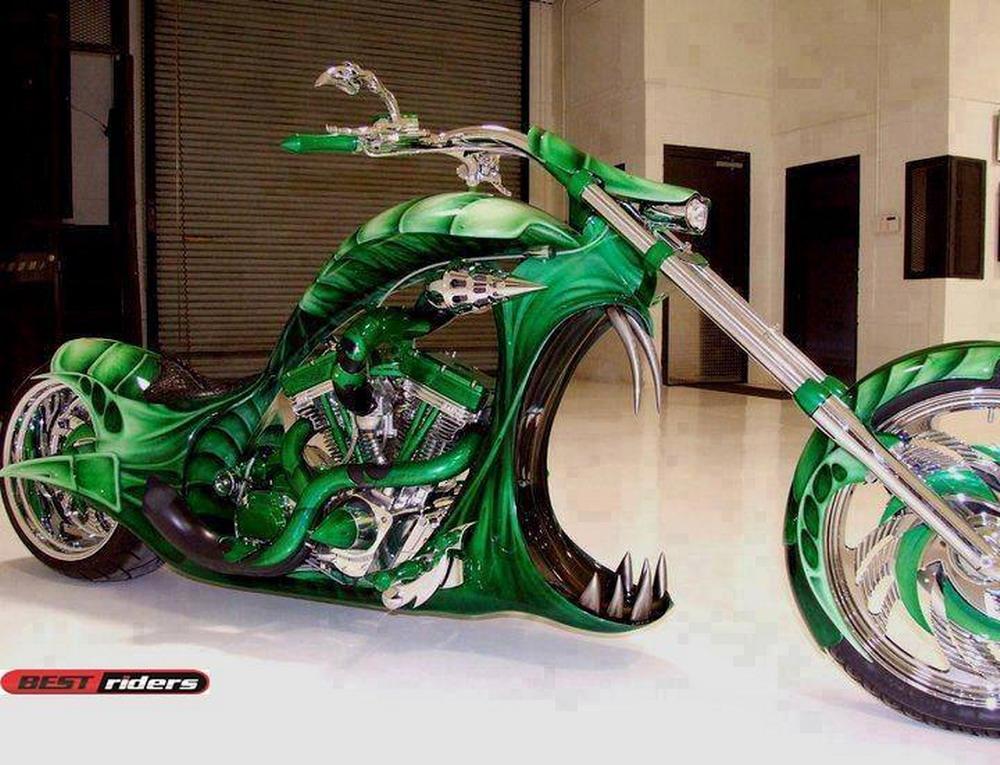 Cuadros modernos pinturas y dibujos galer a de motos for Disenos de motos