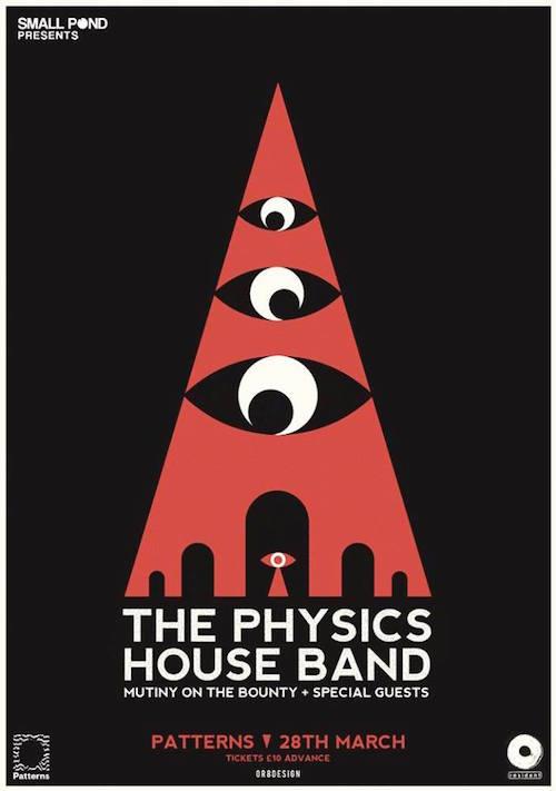 The Physics House Band - Mercury Fountain
