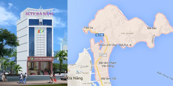 Truyền hình cáp SCTV quận Sơn Trà, Đà Nẵng