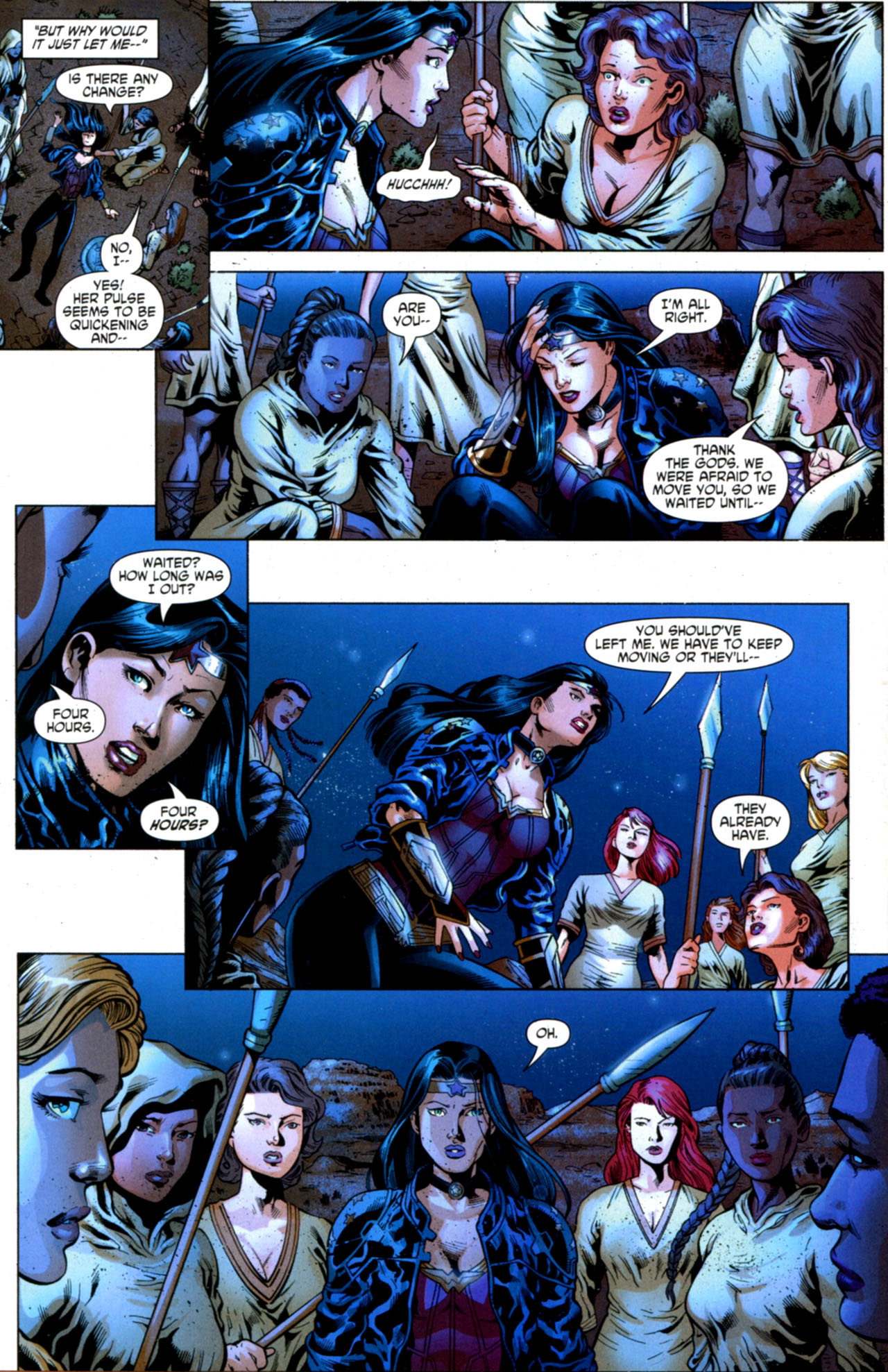Read online Wonder Woman (2006) comic -  Issue #603 - 18
