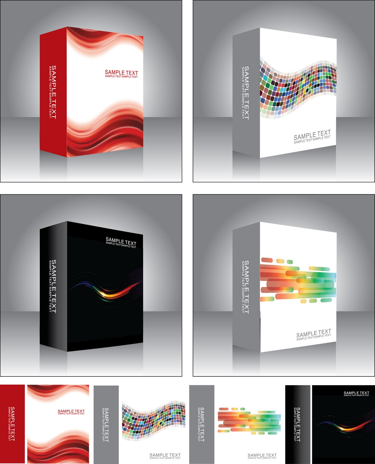 Custom Design Packaging Boxes: These softwares are encased in ...