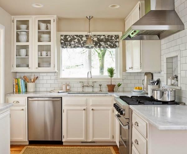Aneka Desain Dapur Rumah Yang Inspiratif