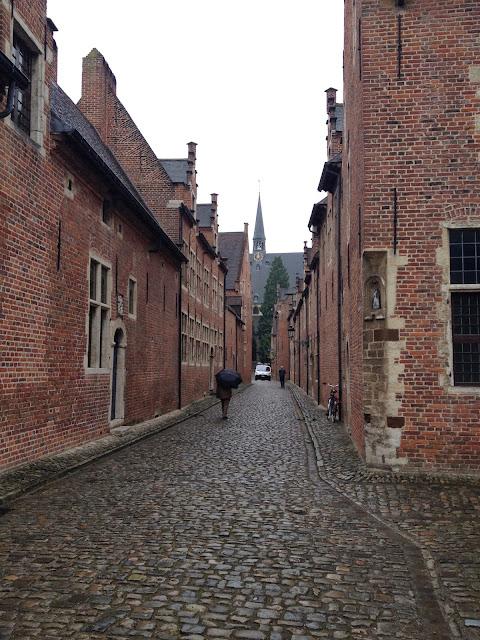 Beginjhof Leuven