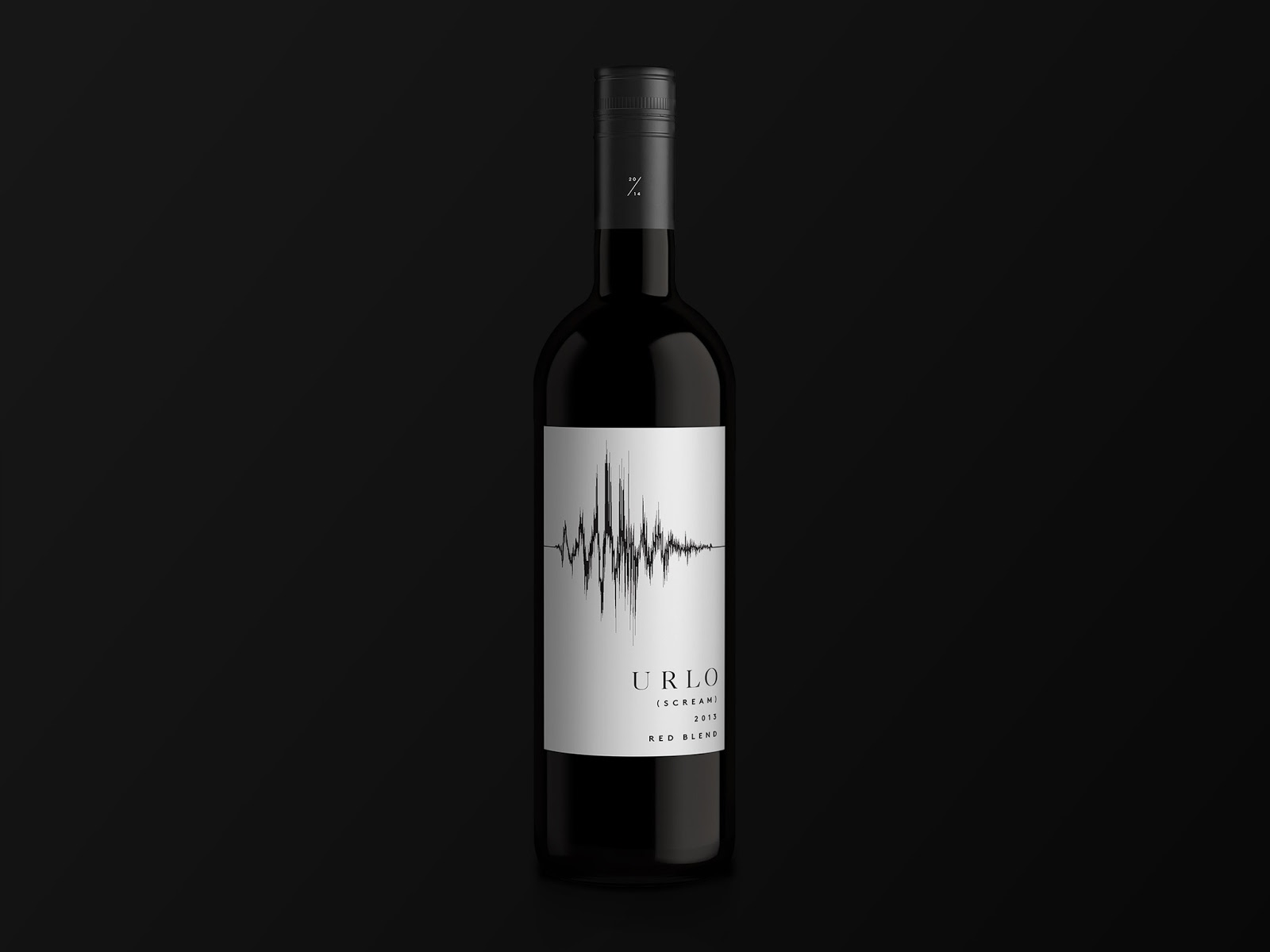Urlo wine on packaging of the world creative package design gallery established designed the packaging graphics website and produced a video for the launch campaign based around the idea make yourself heard solutioingenieria Images