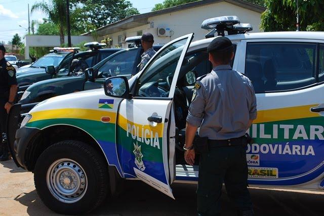 Jovens são presas transportando droga dentro de táxi em Cacoal