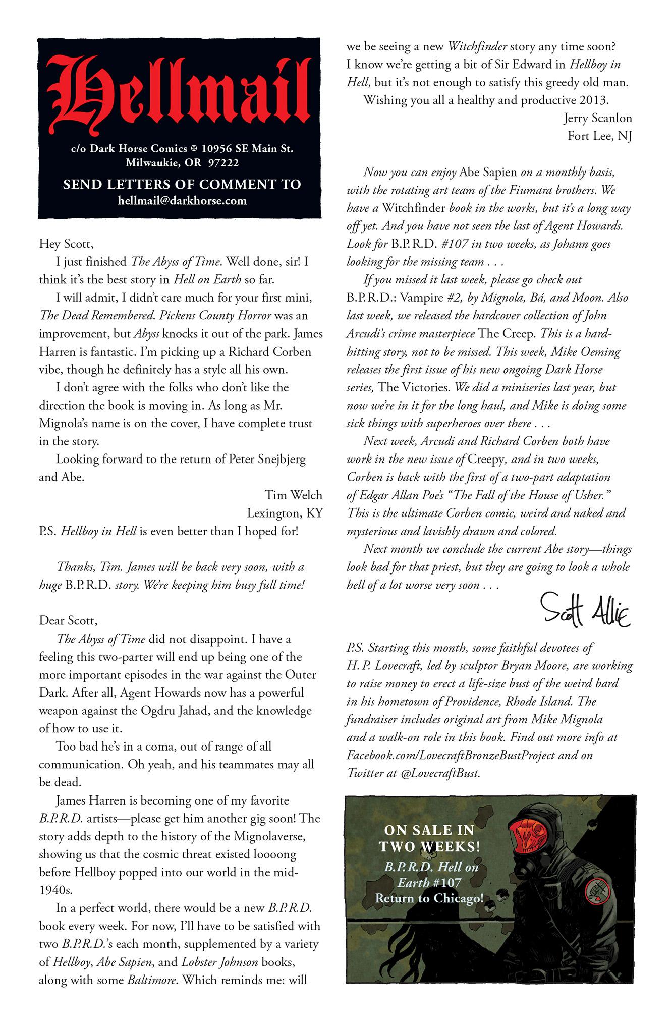 Read online Abe Sapien comic -  Issue #2 - 25