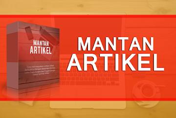 Mantan Artikel - Expired Article Scraper