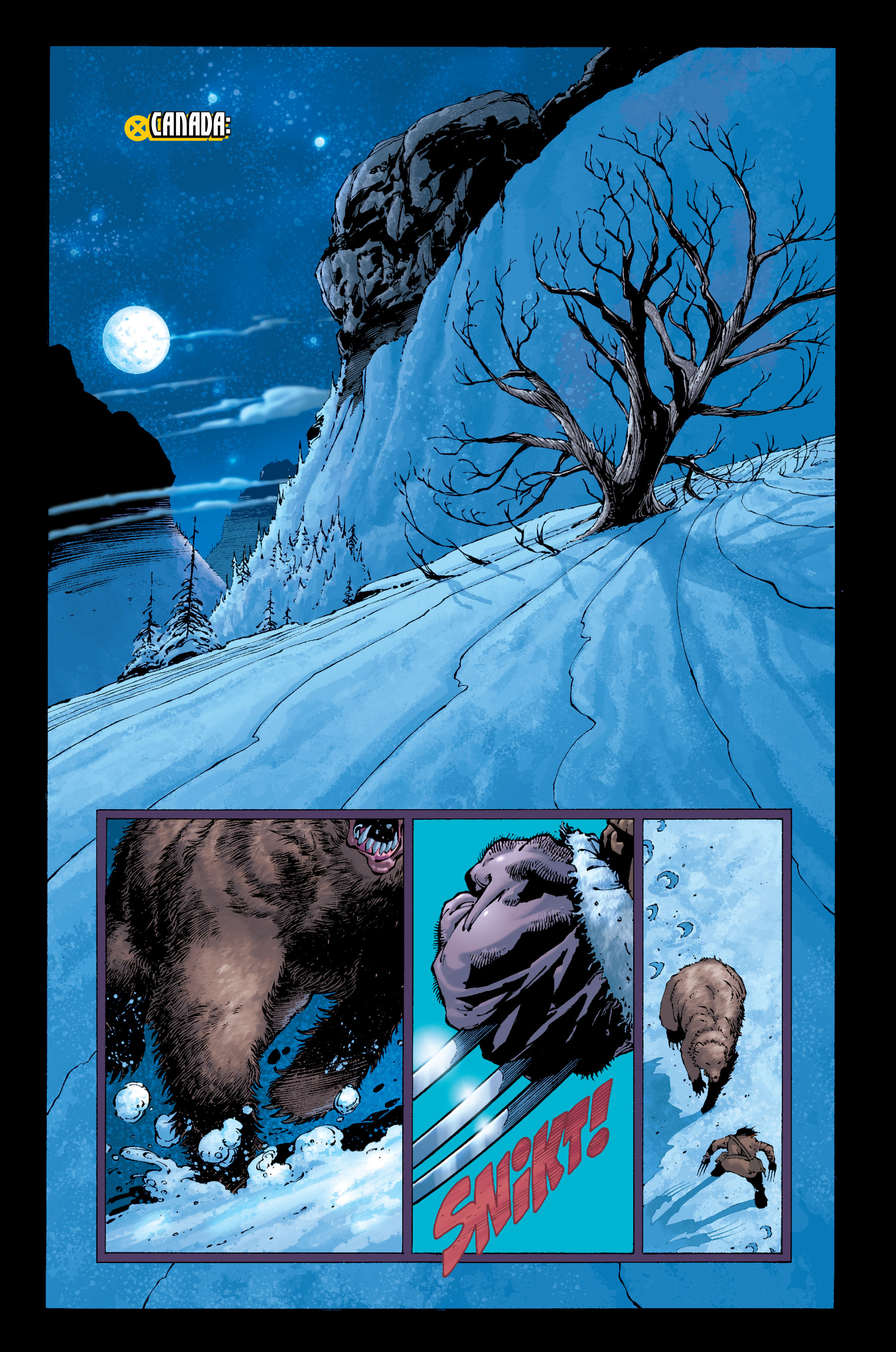 Read online Ultimate X-Men comic -  Issue #33 - 10