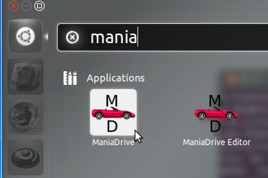 maniadrive para ubuntu