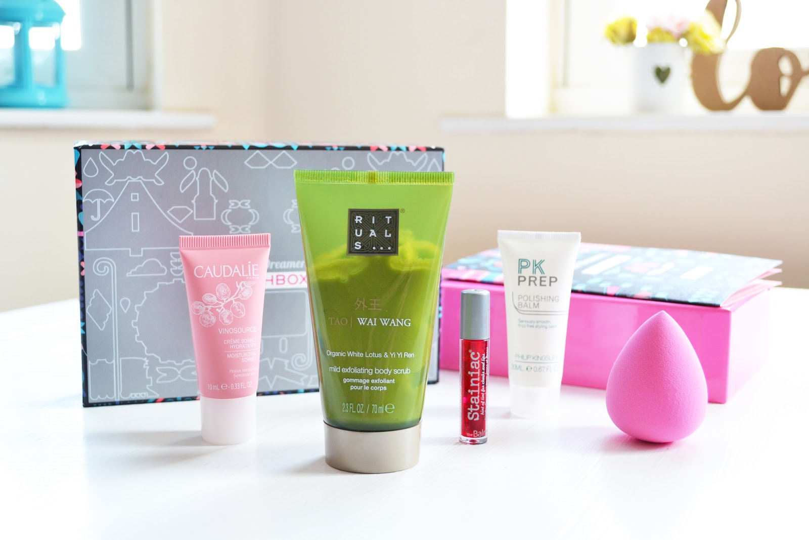 Birchbox UK May 2016