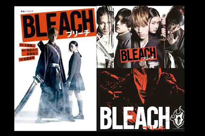 Bleach Live action 2018