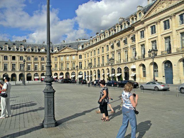 paryskie place, piękne miejsca, Paryż, Francja