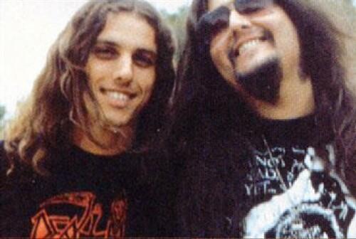 Chuck Schuldiner Gene Hoglan death