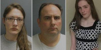Teenage girl dies after being starved and tortured by her own parents