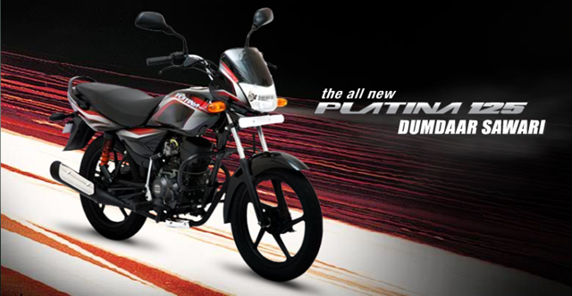 New 2018 Bajaj Platina 125cc