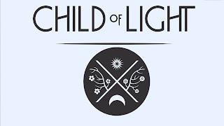 Child of Light Logo Wallpaper