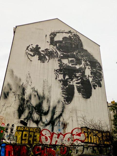 Astronaut de Victor Ash