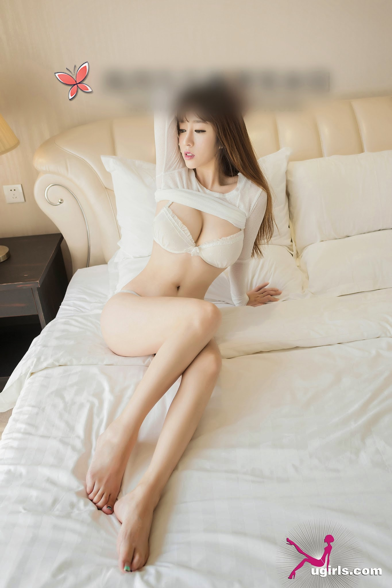 Wang Yu Chun 王语纯 [ugirls尤果] Original Nude Gallery