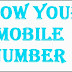 How To Check Own Number On Glo Network