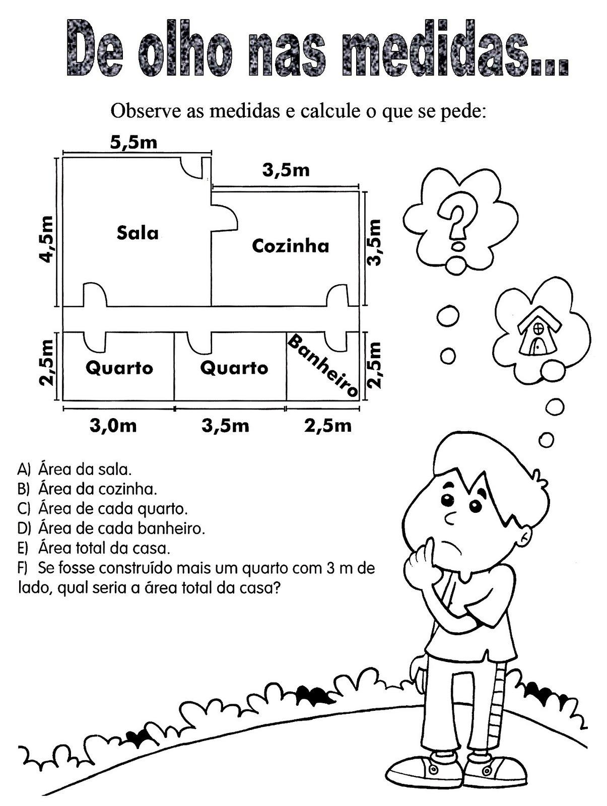 40 ATIVIDADES 5° ANO SÓLIDOS GEOMÉTRICOS MATEMÁTICA