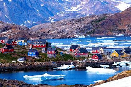 15 Fakta Menarik Tentang Greenland