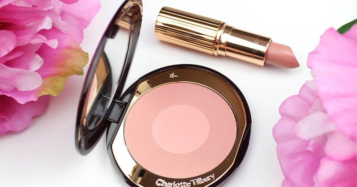 Charlotte Tilbury Be My Valentine Rosy Disposition