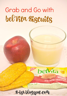 Grab & Go Meals with belVita Biscuits
