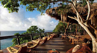 Laucala Island Resort (US $ 40.000)