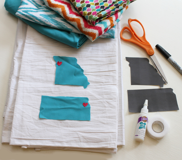 how to make shapes out of towels