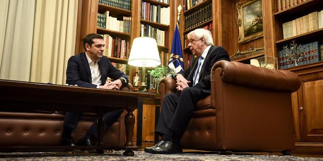 Ο Π. Παυλόπουλος θα έπρεπε ήδη να έχει παραιτηθεί