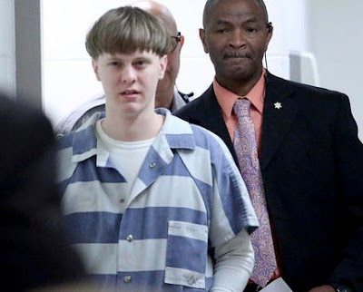 Dylann Roof Charleston Church Shooter Gets Nine Life