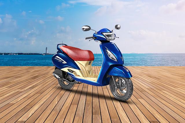 TVS Jupiter Grande 110cc scooter