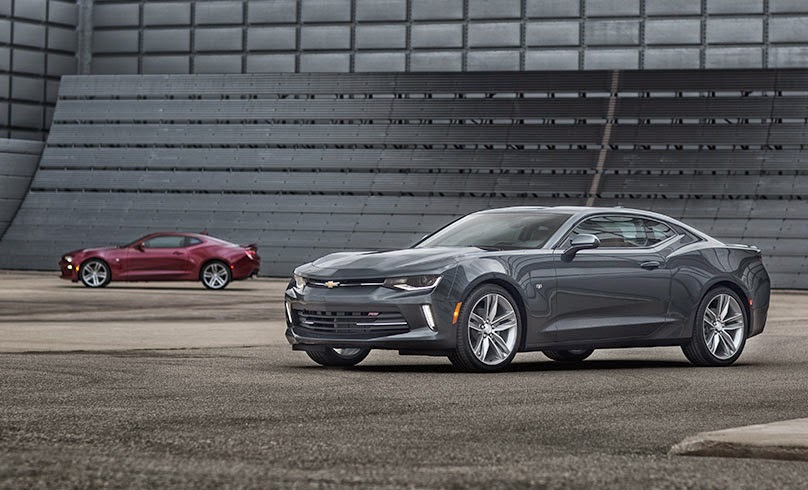 Chevrolet 5th and 6th Gen Camaro
