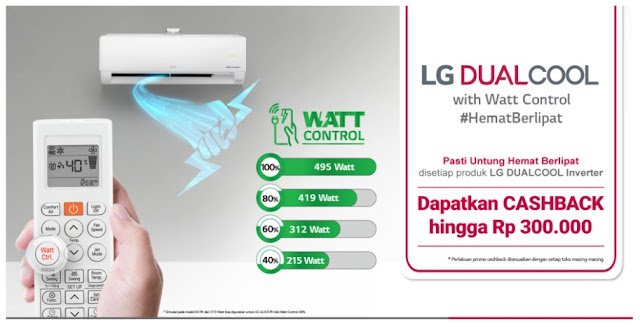 AC LG dual inverter